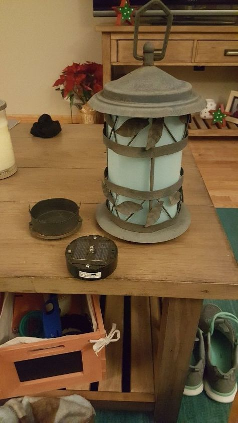 Where Can I Find Replacement Parts For An Old Solar Outdoor Lantern Hometalk