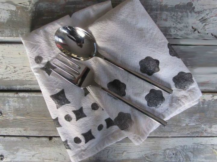 s be the best hostess on the block with these 16 home hacks, home decor, Bring out the fancier and cleaner tea towels