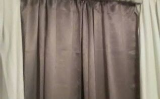 great idea for salvage curtain rods, home decor, window treatments
