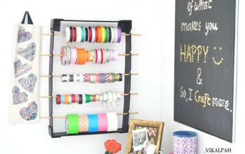 DIY Ribbon Organizer Under $3