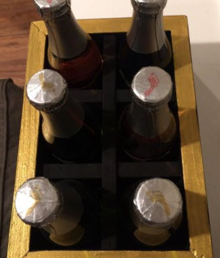 kate spade inspired bottle holder