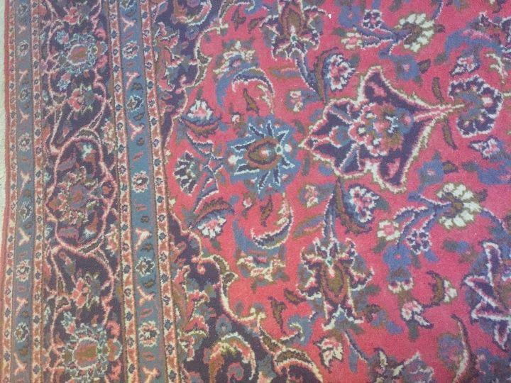 q persian rug, reupholster
