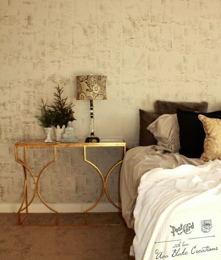25 minute accent wall master bedroom makeover, bedroom ideas, home decor, wall decor