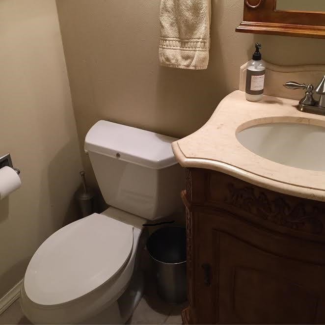 How To Remove Embarrassing Bathroom Odors With An Quot Mg