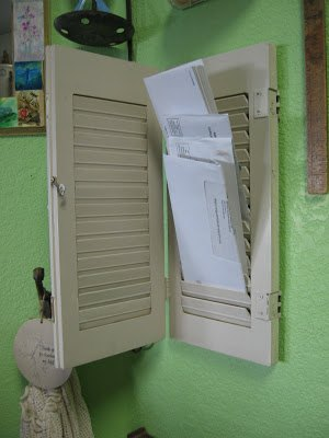 shutter the clutter, curb appeal, organizing