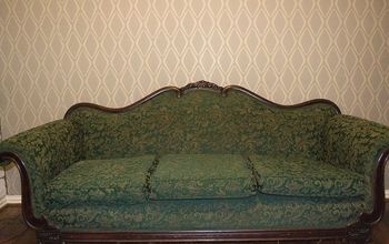 6 Times People Painted Upholstered Furniture And It Looked Amazing