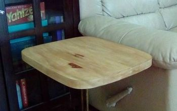 PEDESTAL ASHTRAY BASE TABLE