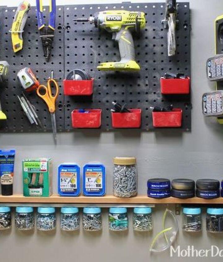 ikea hack magnetic shelf, shelving ideas