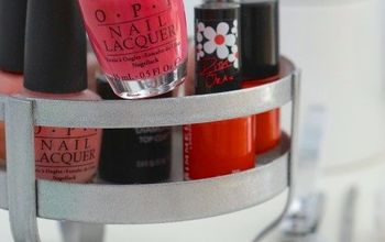 From Candle Holder to Storing and Organising Nail Polishes!