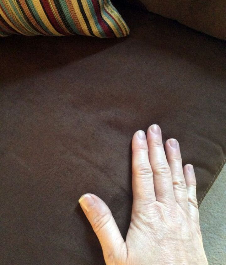 how to spot clean a microfiber couch, cleaning tips, how to, painted furniture