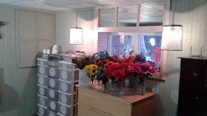 new year organizing craft room, craft rooms, crafts, organizing