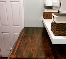 transform your laundry room floor with faux wood vinyl flooring flooring laundry rooms