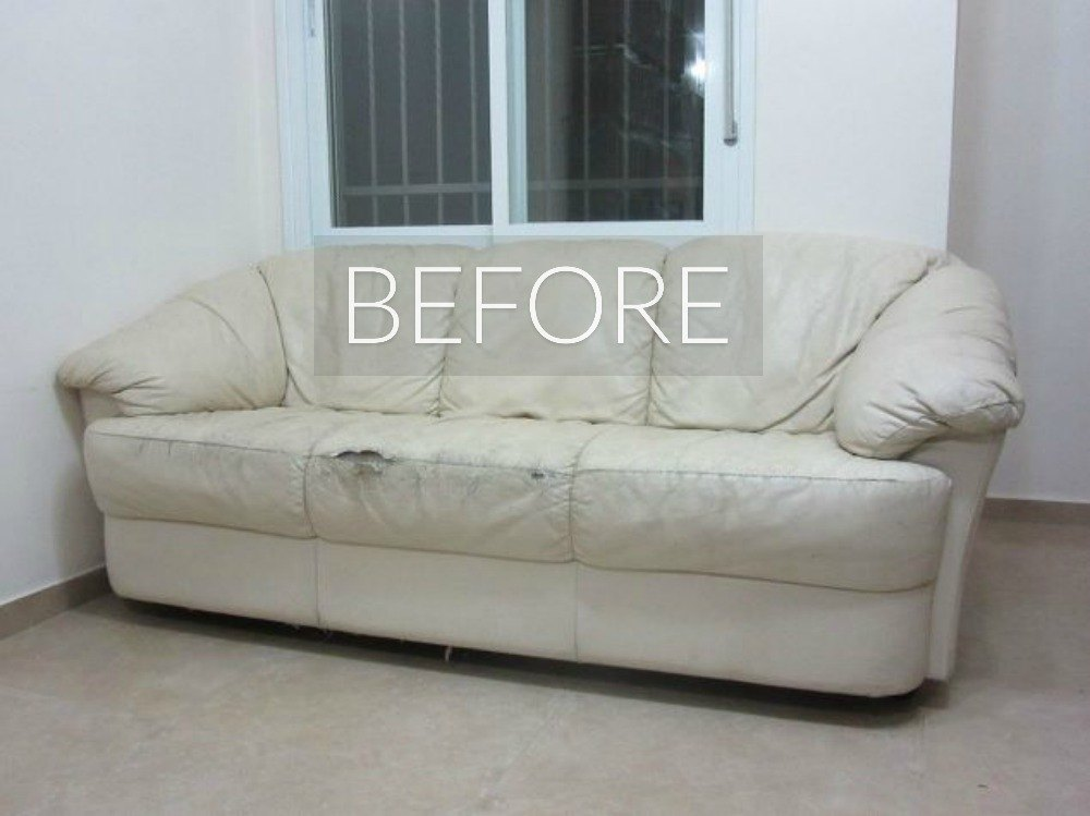 Slipcover For Leather Furniture