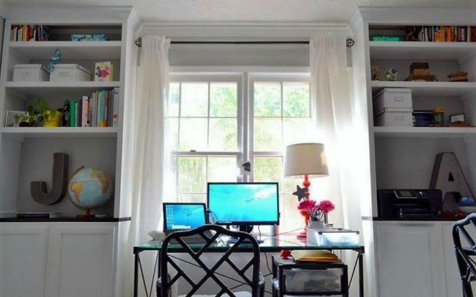 office built in furniture. Office Built In Furniture. S How To Fake Gorgeous Furniture 12 Ideas, I