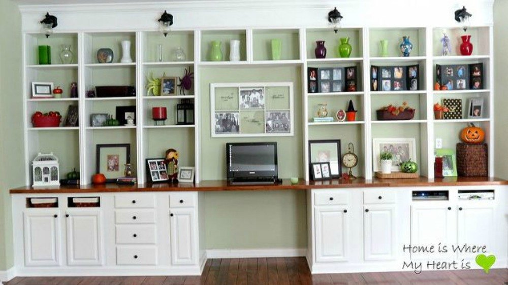 How To Fake Gorgeous Built In Furniture 12 Ideas Hometalk