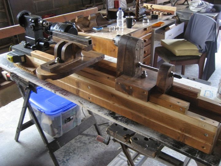 woodworking lathe, woodworking projects, Just over 2 years old and still going strong