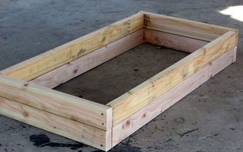 build a raised bed for 10, raised garden beds