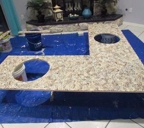faux granite countertop countertops