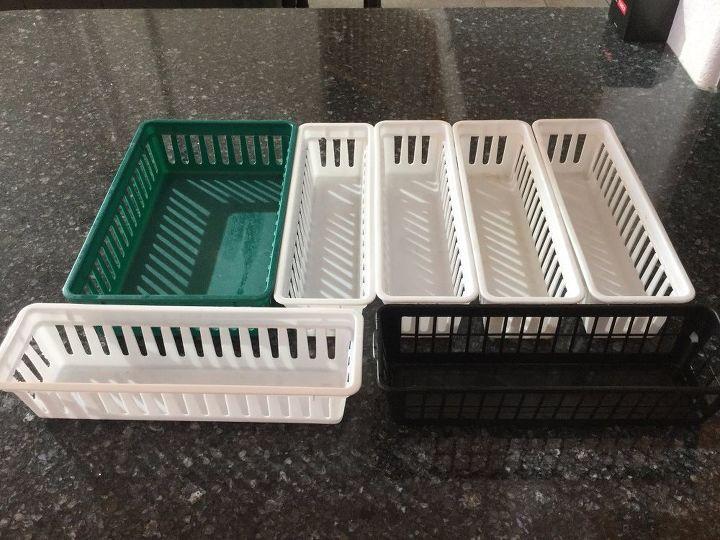 organize your kitchen drawers, kitchen design, organizing