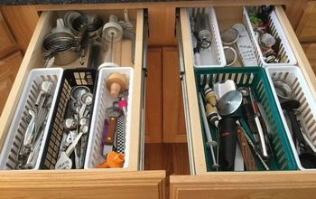 Organize Your Kitchen Drawers