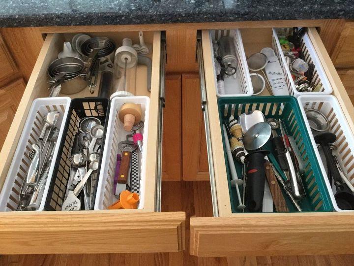 Organizing Drawers Amazing Organize Your Kitchen Drawers Hometalk