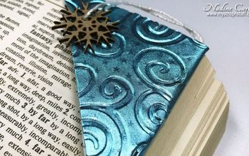 simple diy corner bookmarks