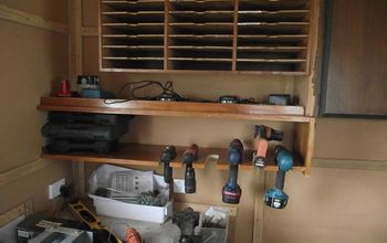 Battery Tool Rack/stowage