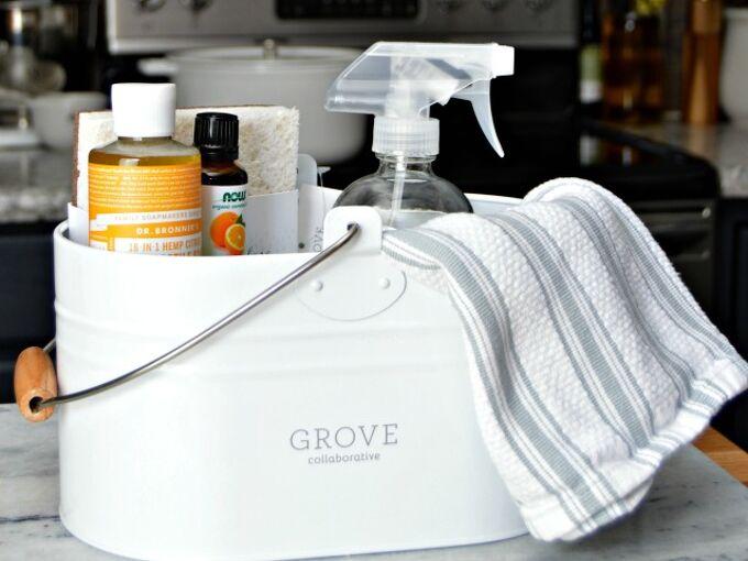 diy grease cleaner spray