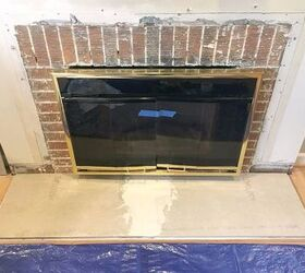 how to build a fireplace hearth hometalk rh hometalk com fireplace hearth builders building a concrete fireplace hearth