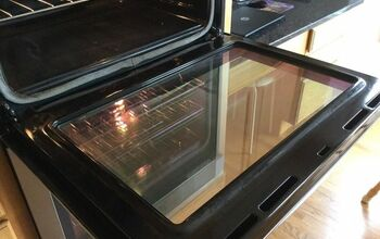 How to Clean an Oven Window