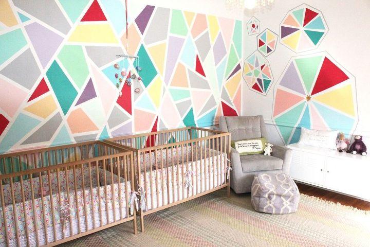 mosaic baby room, bedroom ideas