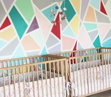 mosaic baby room, bedroom ideas