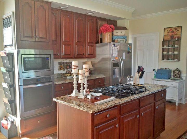black kitchen cabinets makeover reveal, kitchen cabinets, kitchen design