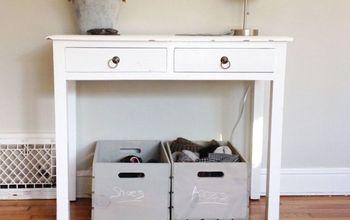 Storage Crate on Wheels