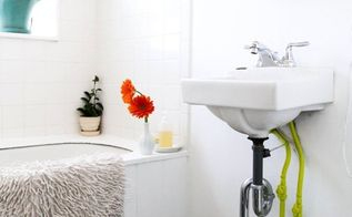 how to clean dirty old bathroom sink