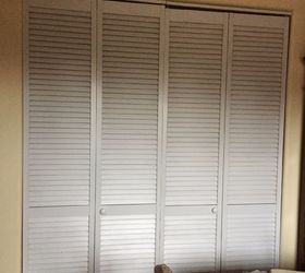 They hide the washing machine and pantry so they do have to open completely like shutters. I\u0027d appreciate any ideas you might have. Thanks so much. & I need ideas for replacing shutter doors please | Hometalk