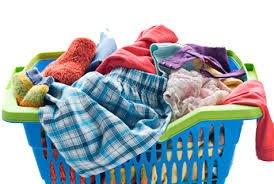 t laundry odor