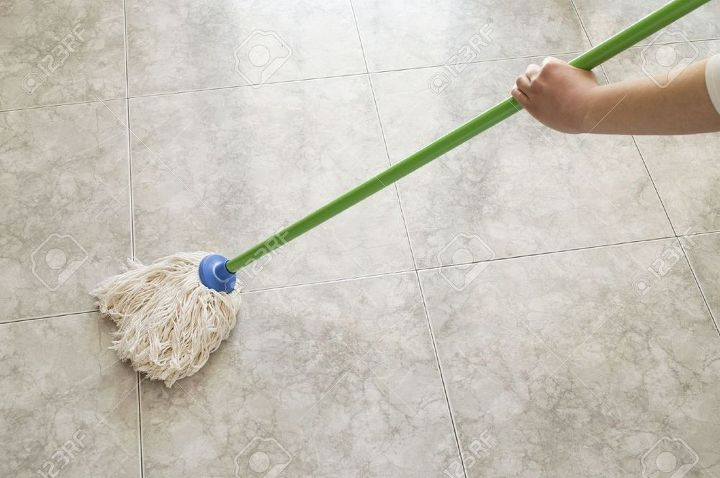 t quick floor cleaning tip, cleaning tips, flooring