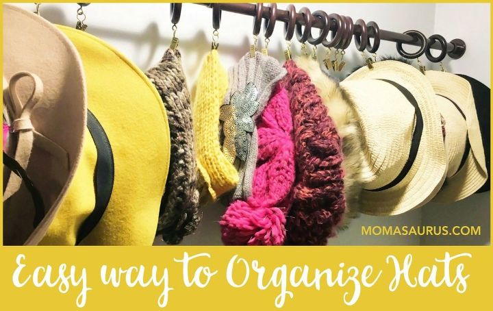 Organize Hats with Ease