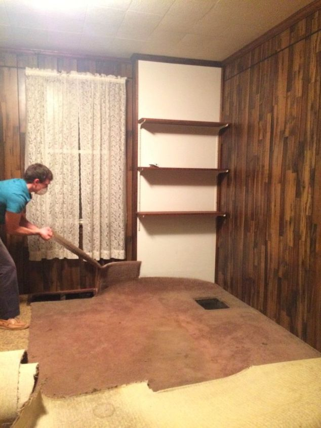 Simple DIY Living Room Facelift | Hometalk