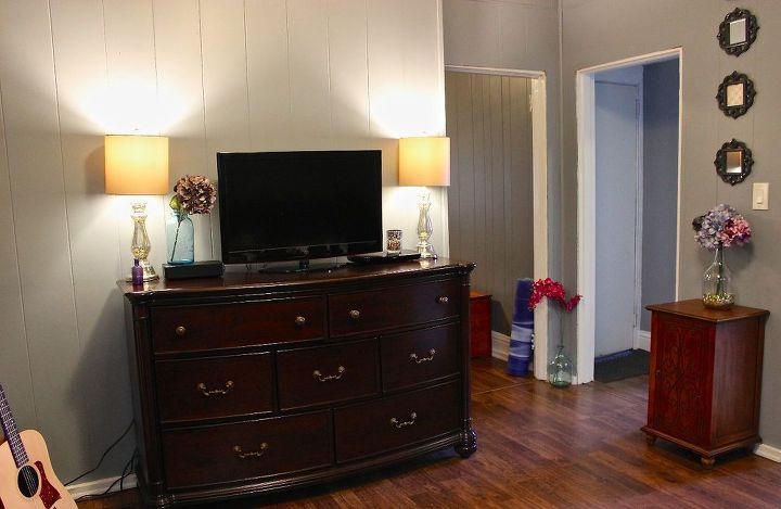 simple diy living room facelift