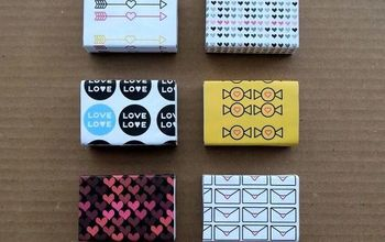 Matchbox LOVE Notes