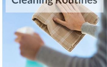 Creating Your Own Cleaning Routines
