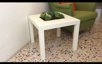 IKEA LACK Table Planter