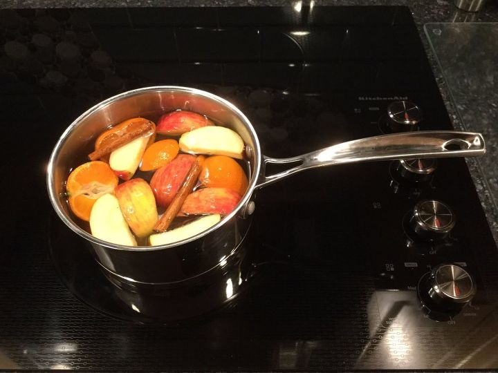 simmer pot to make your house smell wonderful