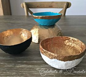 diy paper mache bowls & DIY Paper Mache Bowls | Hometalk