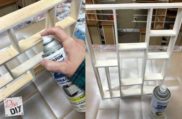 diy wooden drawer organizer, organizing