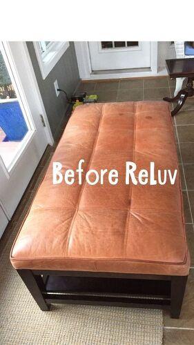 Product Reveiw Reluv Your Leather Furniture Hometalk