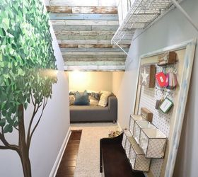 Superb Closet Turned Into Treehouse Playroom, Closet, Entertainment Rec Rooms,  Outdoor Living
