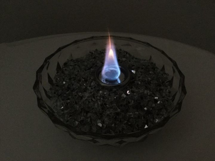 easy indoor fire bowl